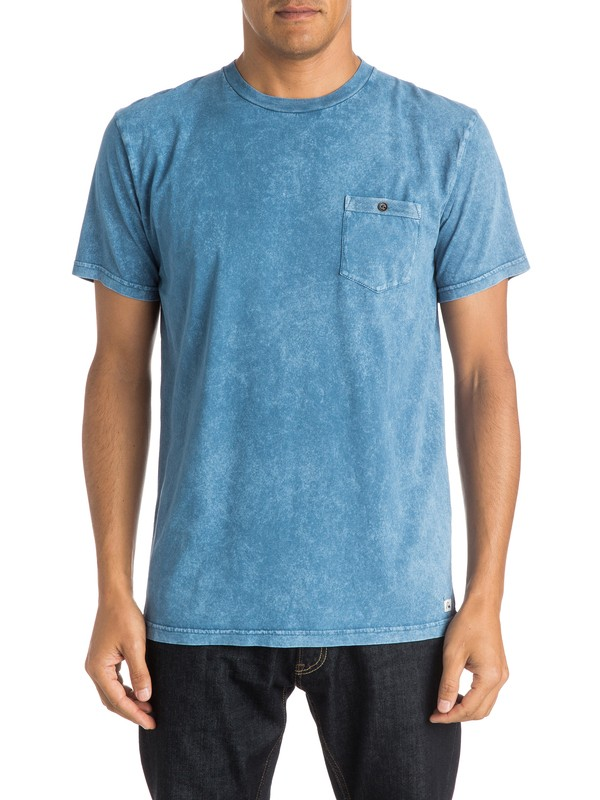 0 Power Break Pocket T-Shirt  EQYKT03353 Quiksilver