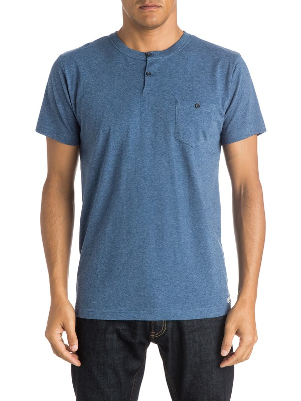 0 Watergate Bay Pocket T-Shirt  EQYKT03365 Quiksilver