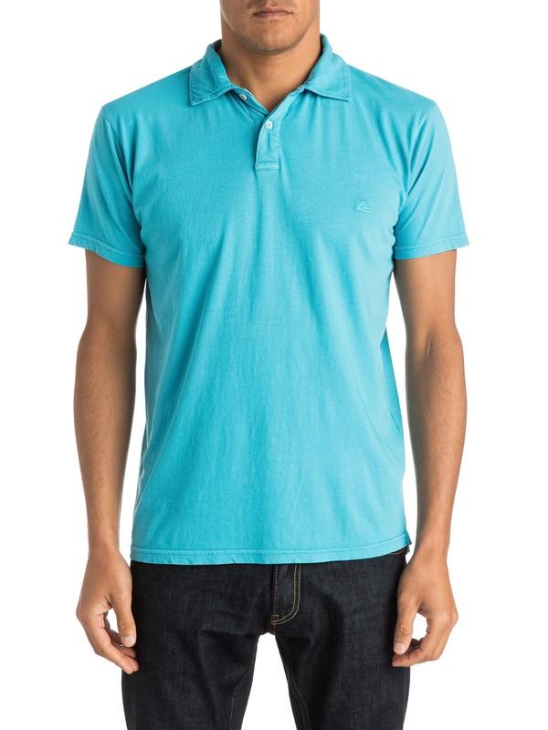 0 Sun Cruise Polo Shirt  EQYKT03371 Quiksilver