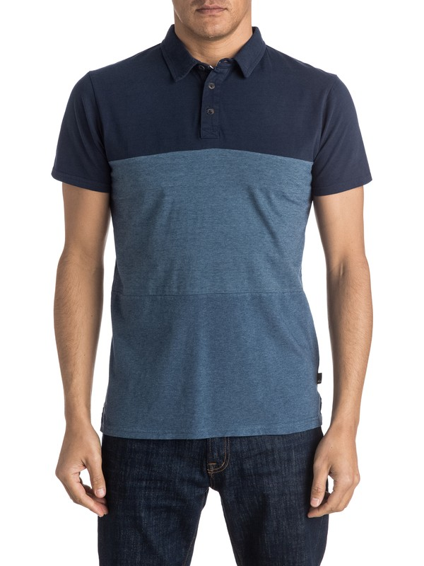 0 Wave In Motion Polo Shirt  EQYKT03400 Quiksilver