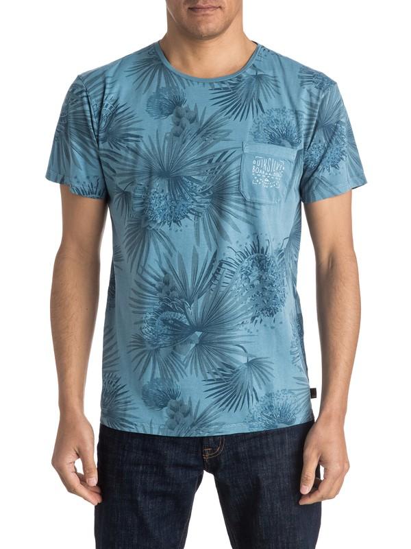 0 Over It - Tee-Shirt à poche  EQYKT03406 Quiksilver