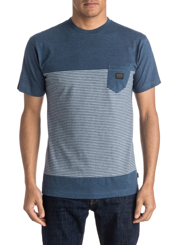 0 Full Tide Pocket Tee  EQYKT03413 Quiksilver
