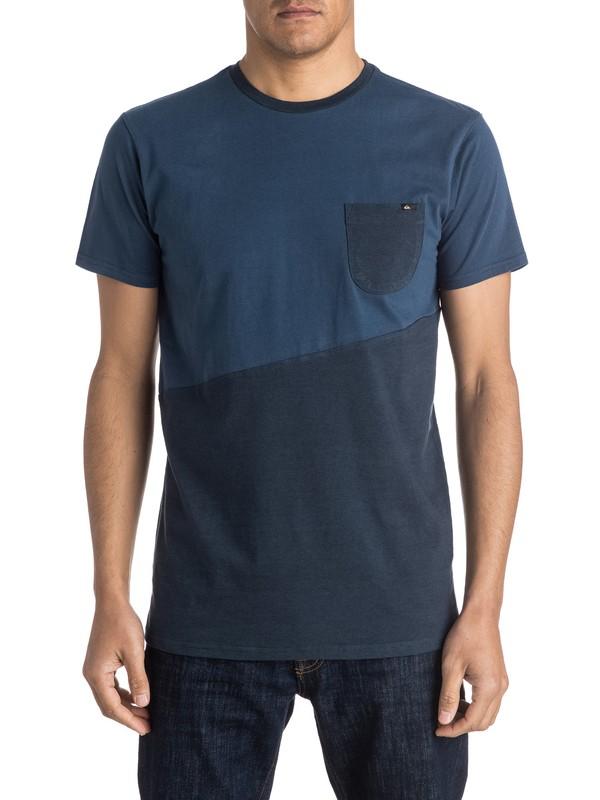 0 Kapital Ride - Tee-Shirt à poche  EQYKT03431 Quiksilver