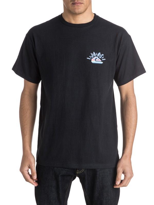 0 Camiseta - Julien David Back Viking  EQYKT03443 Quiksilver