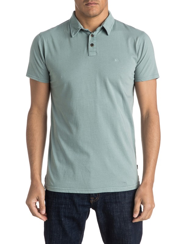 0 Everyday Sun Cruise Polo Shirt  EQYKT03446 Quiksilver