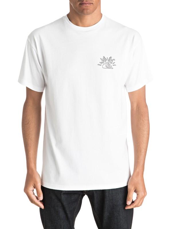 0 Julien David Shower T-Shirt  EQYKT03459 Quiksilver