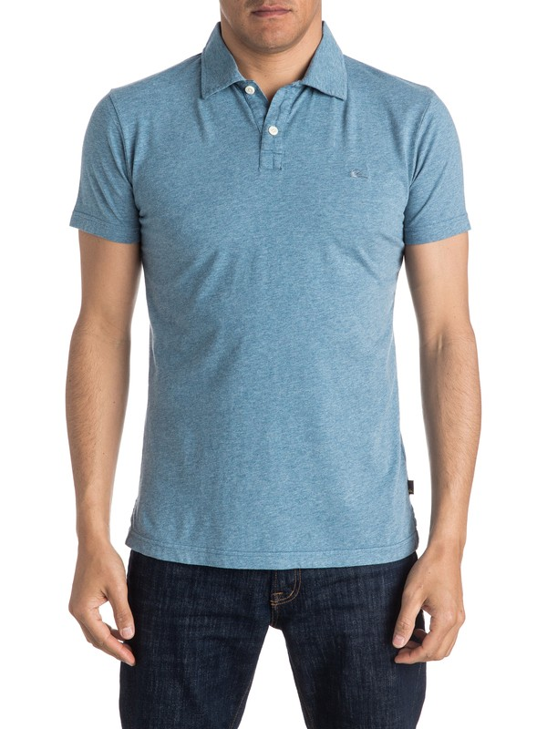 0 Camisa Tipo Polo  Dry Harbour  EQYKT03472 Quiksilver