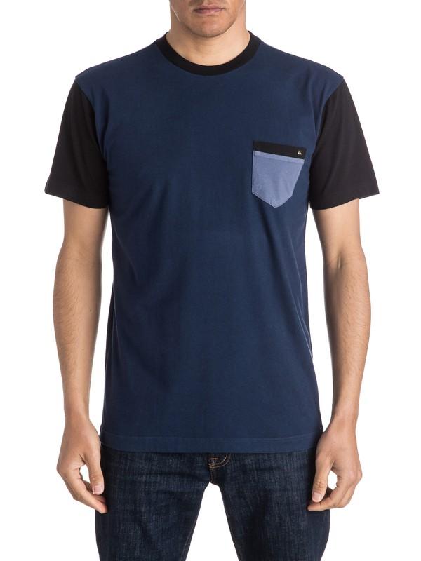 0 Camiseta con bolsillo  Baysic  EQYKT03482 Quiksilver