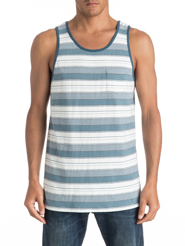 0 Pedry Dano - Camiseta de tirantes con bolsillo  EQYKT03498 Quiksilver