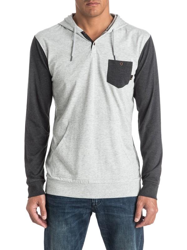 0 Guitar Magic - Tee-shirt à capuche à manches longues  EQYKT03504 Quiksilver