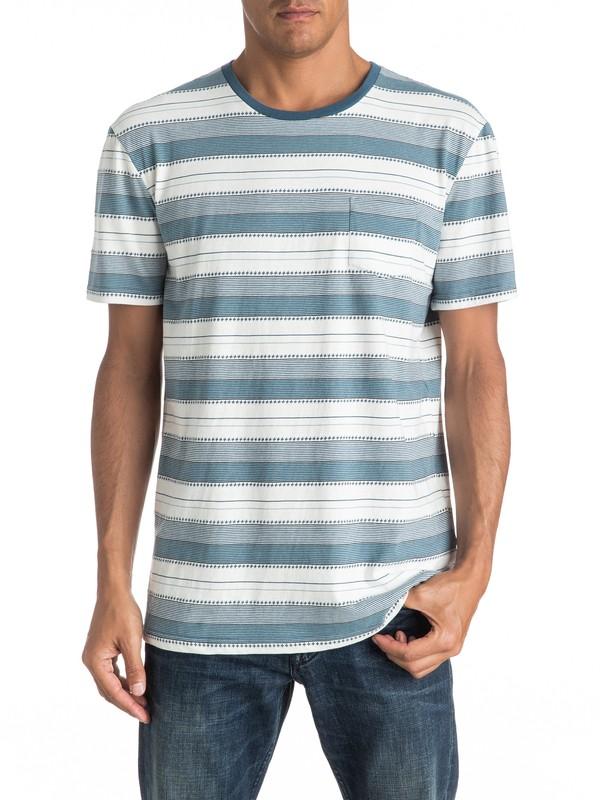 0 Pedry Dano - Tee-Shirt à poche  EQYKT03508 Quiksilver