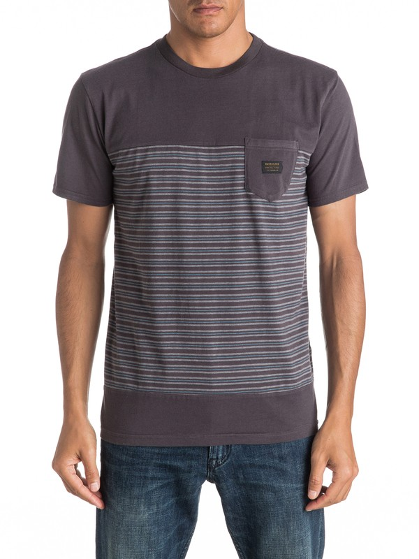 0 Full Tide Pocket Tee  EQYKT03514 Quiksilver