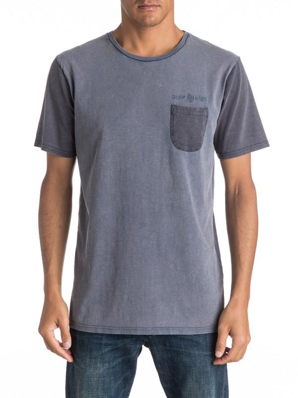 0 Scribble - Tee-Shirt à poche  EQYKT03530 Quiksilver
