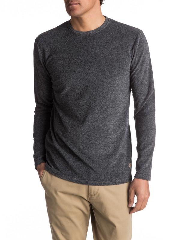 0 After Surf - T shirt à manches longues ultra-doux pour Homme  EQYKT03599 Quiksilver
