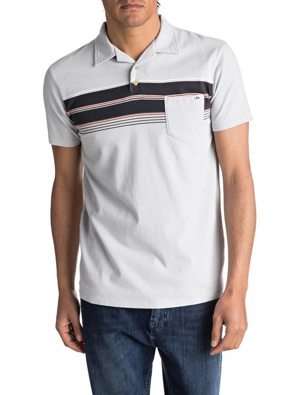 0 Daba Wy Polo Shirt  EQYKT03611 Quiksilver