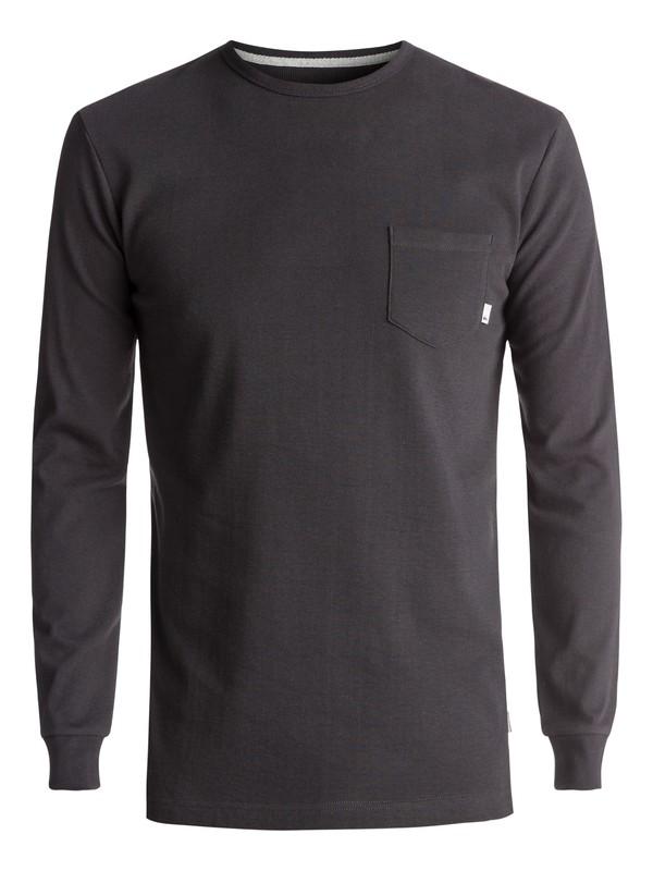 0 Snit Plain - Long Sleeve T-Shirt  EQYKT03631 Quiksilver