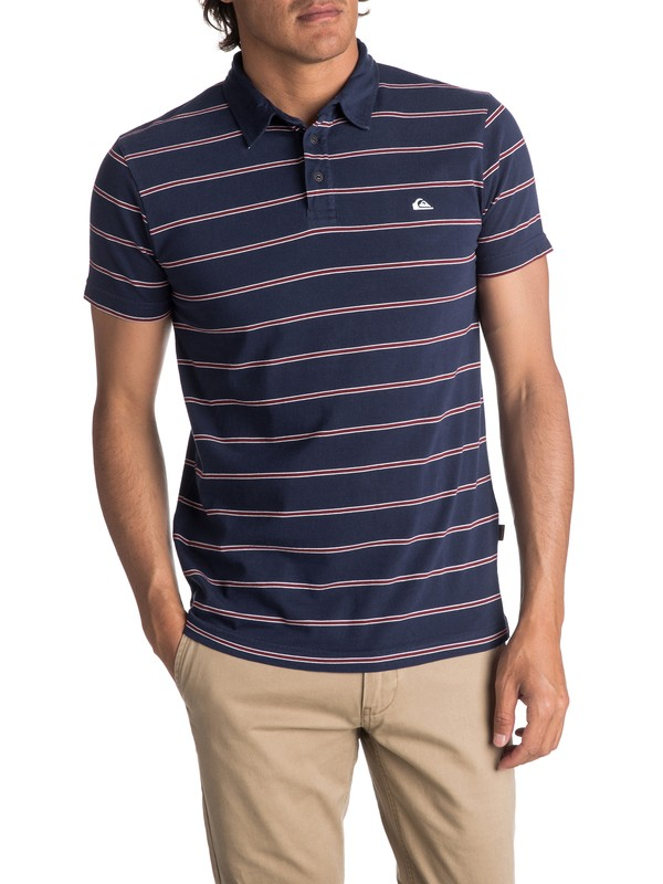 0 Watton Polo Shirt  EQYKT03667 Quiksilver