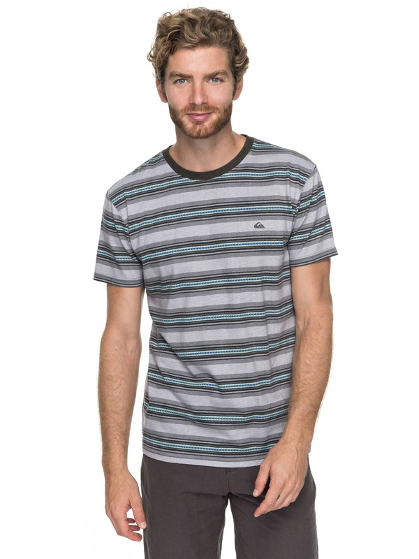 0 Bayo - T-Shirt Black EQYKT03691 Quiksilver