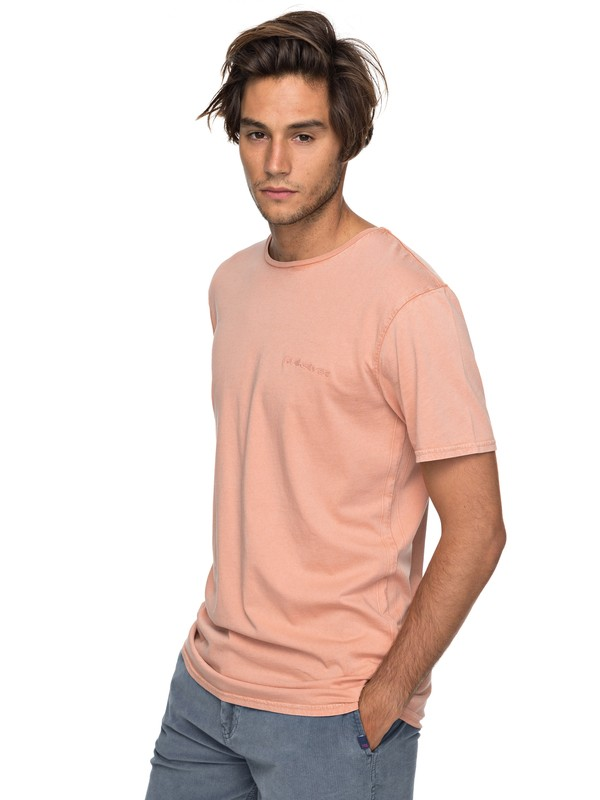 0 Acid Sun - T-Shirt Orange EQYKT03734 Quiksilver