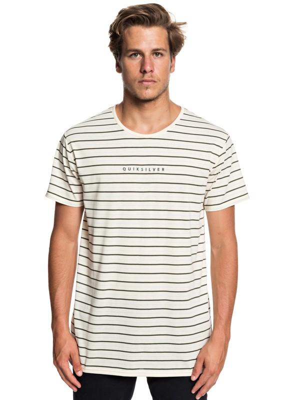 0 Koda Rocks - UPF 30 T-shirt White EQYKT03754 Quiksilver