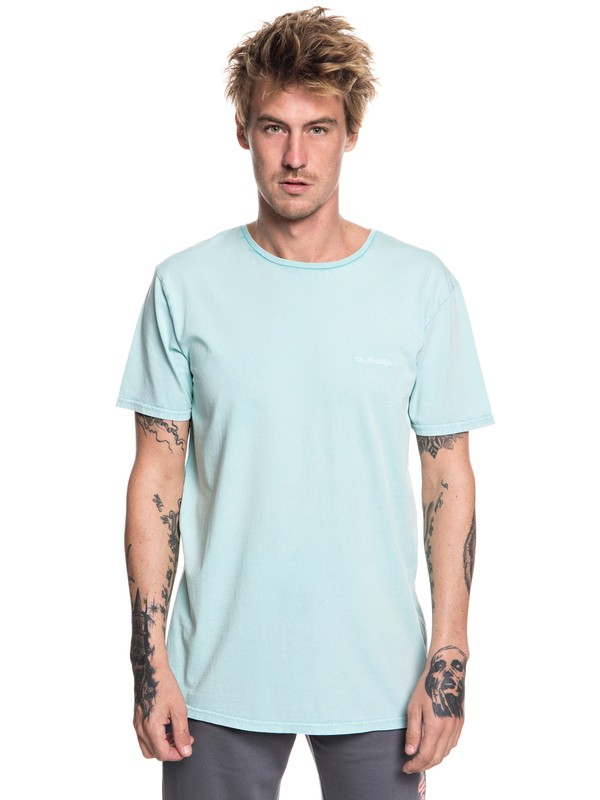 0 Acid Sun - T-Shirt for Men Blue EQYKT03786 Quiksilver
