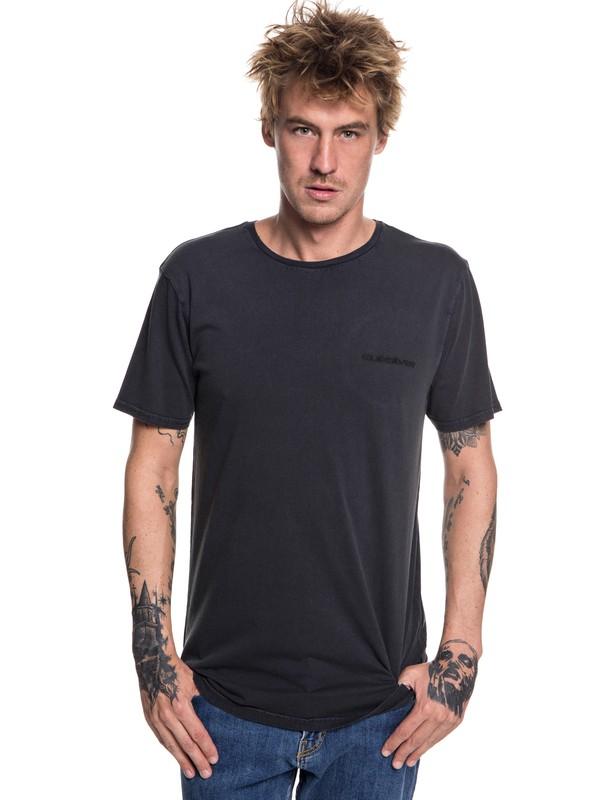 0 Acid Sun - T-Shirt for Men Black EQYKT03786 Quiksilver