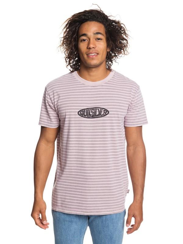 0 Originals Tee Pink EQYKT03839 Quiksilver