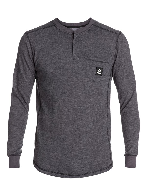 0 Travis Rice Descent Base Layer Top  EQYLW00038 Quiksilver