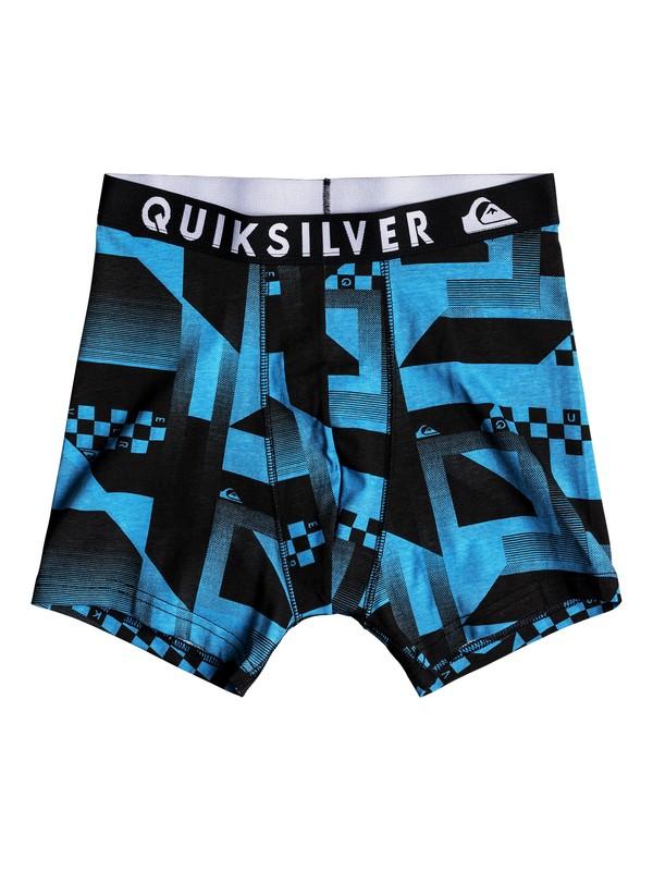 0 Quiksilver - Boxer pour Homme Multicouleurs EQYLW03034 Quiksilver