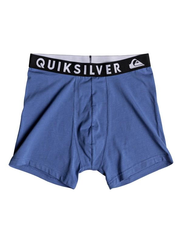 a40faff26b858 0 Boxer Edition - Boxer Briefs for Men Blue EQYLW03035 Quiksilver
