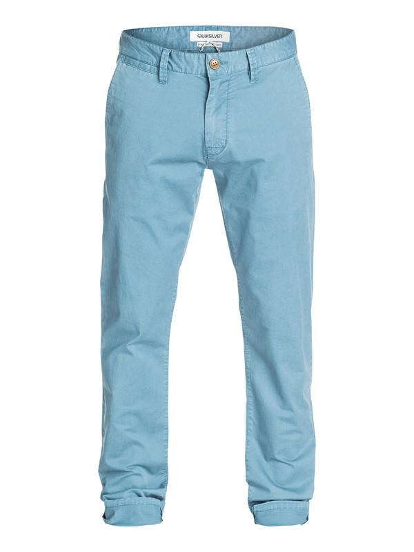 0 Krandy Straight Tapered Chino Pants  EQYNP03028 Quiksilver
