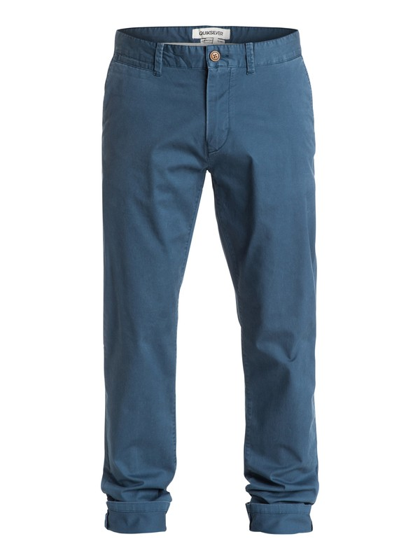 0 Krandy Straight Tapered Chino Pocket Pants  EQYNP03060 Quiksilver