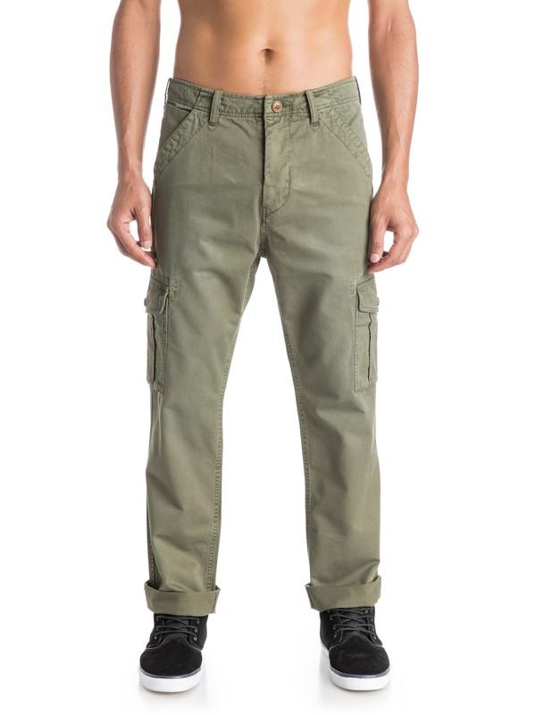 0 Everyday Cargo - Pantalon cargo  EQYNP03074 Quiksilver