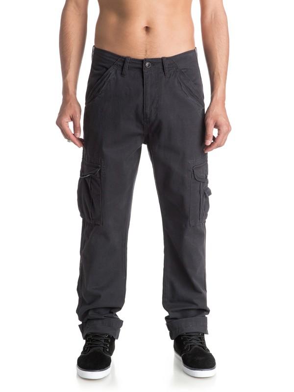 0 Crucial Battle Cargo Pants  EQYNP03092 Quiksilver