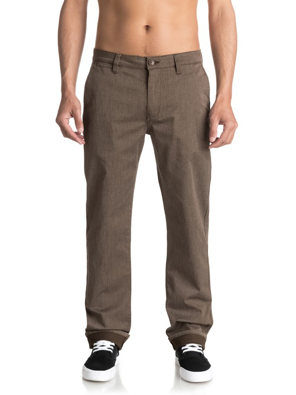 0 Chinos Union Everyday  EQYNP03094 Quiksilver