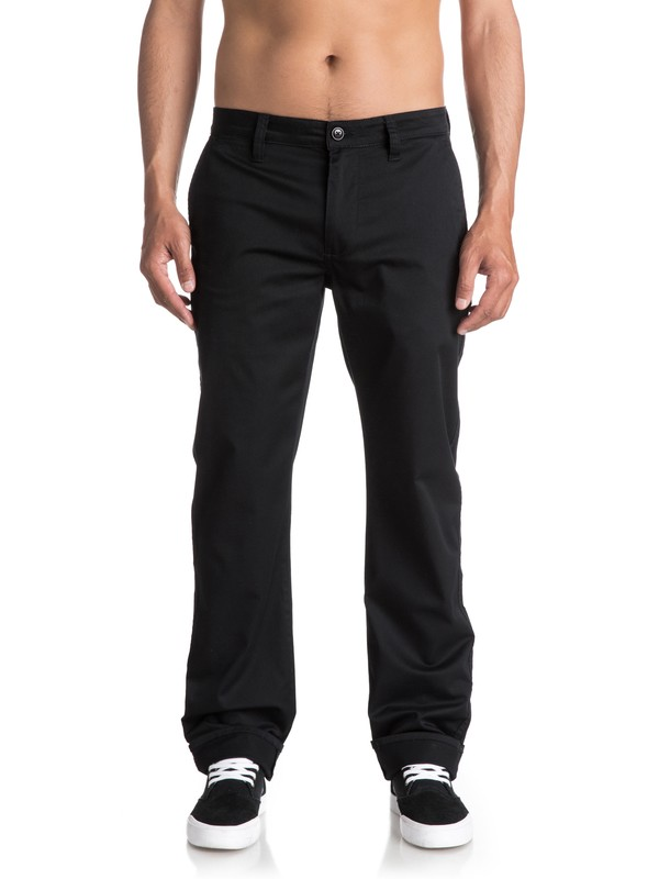 0 Everyday Union Chinos  EQYNP03094 Quiksilver