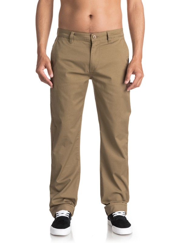 0 Everyday Union - Chinos  EQYNP03094 Quiksilver