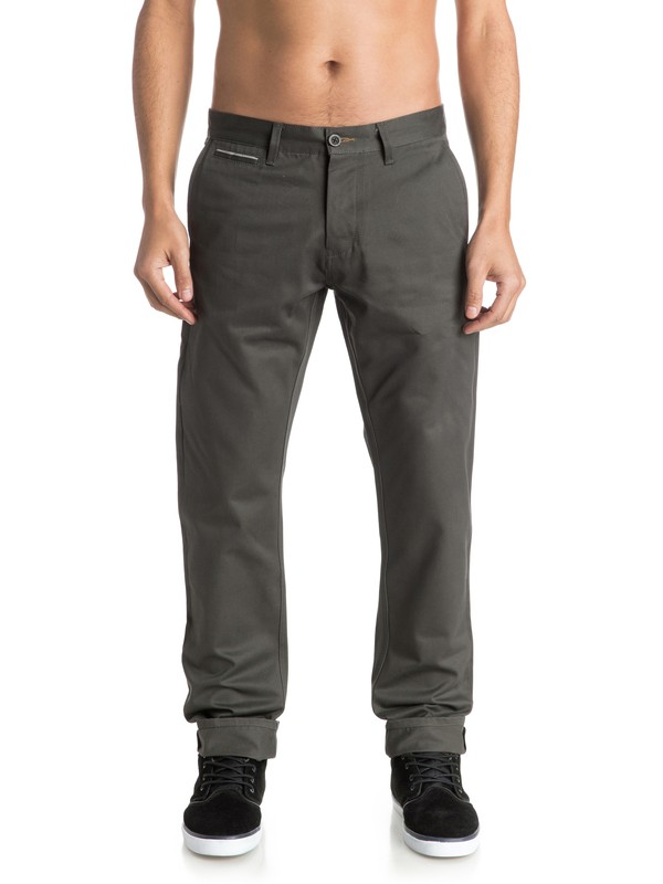 0 The Selvedge - Pantalon chino  EQYNP03103 Quiksilver