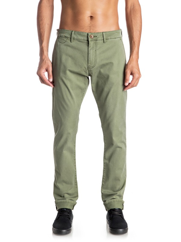 0 Krandy Chino Pants  EQYNP03108 Quiksilver