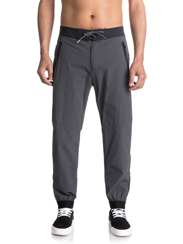 0 Sonic Powers Technical Joggers  EQYNP03131 Quiksilver