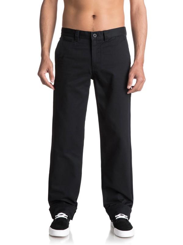0 Ghetto Surf Twill Pants  EQYNP03132 Quiksilver