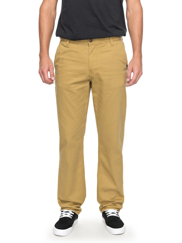 0 Everyday Light - Chinos für Männer Braun EQYNP03136 Quiksilver
