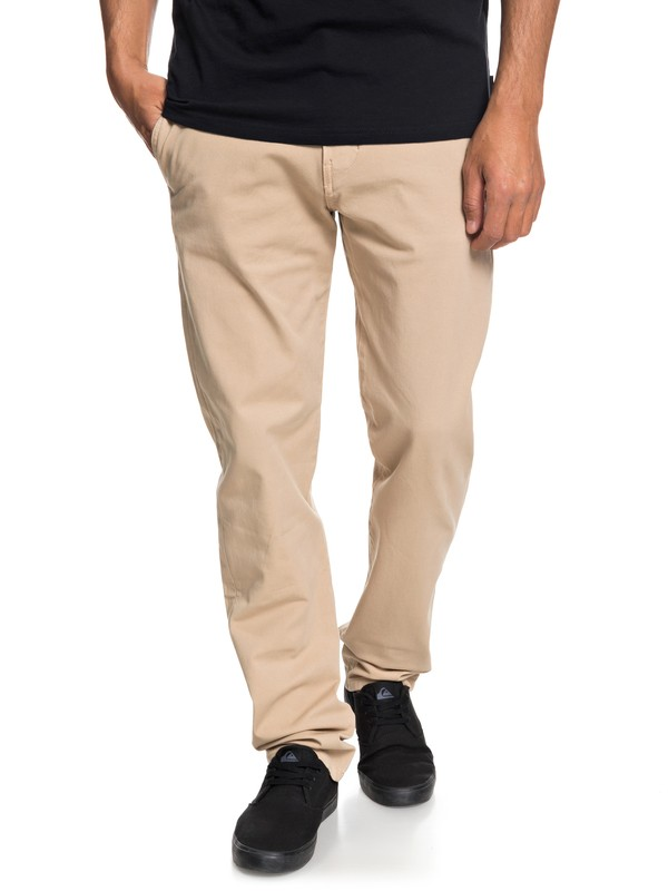 0 Krandy Chinos Brown EQYNP03150 Quiksilver