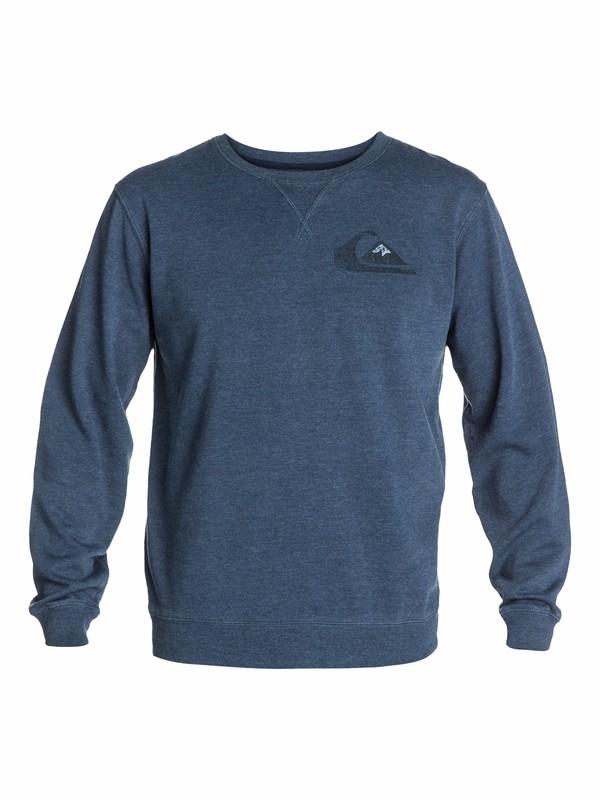 0 Prescott Crew Pullover Sweatshirt  EQYSF03040 Quiksilver