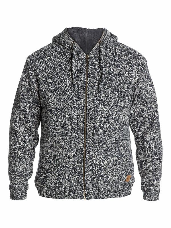 0 Likoma Zip Sweater  EQYSW03009 Quiksilver