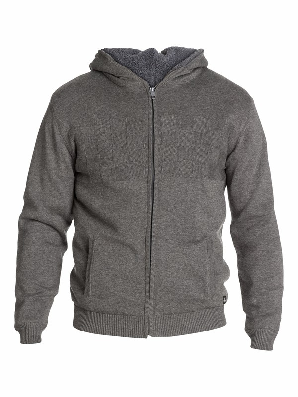0 Lyndon Zip Sweater  EQYSW03011 Quiksilver