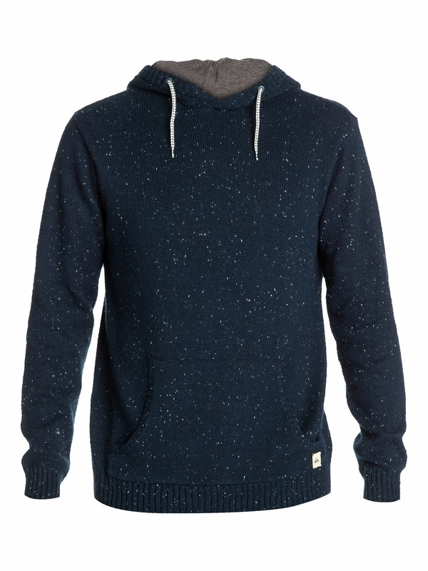 0 Russel Hooded Sweater  EQYSW03016 Quiksilver