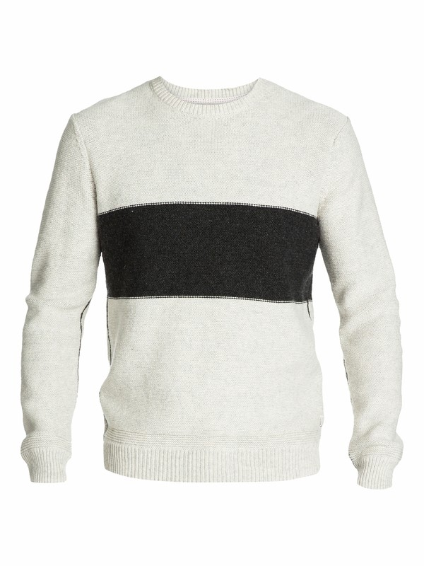 0 The Block Knit  EQYSW03024 Quiksilver