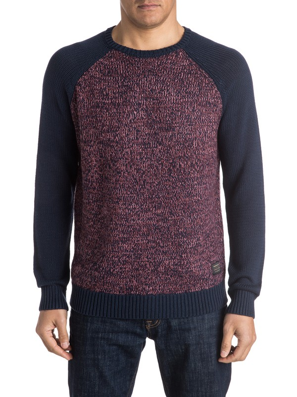 0 Time Watch Sweater  EQYSW03138 Quiksilver