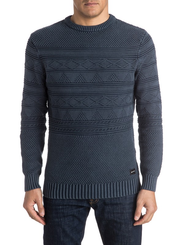 0 Taken Over Sweater  EQYSW03145 Quiksilver